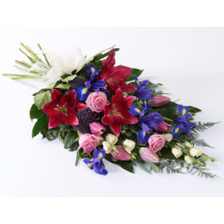 Bouquet condoléances