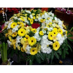 Wreaths - Yellow