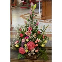 Blumen auf dem Sarg...