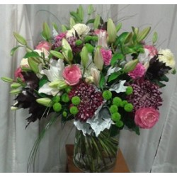 Bouquet longue tiges -...