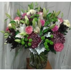 Long stem bouquet -...
