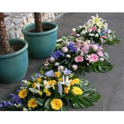 Gerbes de fleurs -...